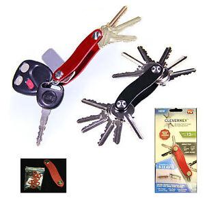 Clever-Key-Organizes-12-Keys-Smart-Pocket-Organizer-Reward-Car-USB-FOB
