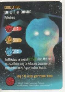 "Star Trek TOS: The Card Game ""Melkotians"""
