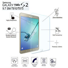 Screen Protector Tab S2 Tempered Glass For Samsung Galaxy Tab S2 9.7 T810/T815