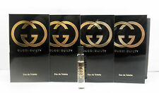 Gucci Guilty Womens 2ml .06oz Sample x4