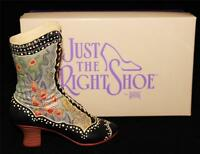 Just The Right Shoe Deco Boot 25015 In Box