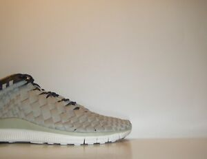 quality design 8c634 8e3c0 Image is loading 2015-Nike-Free-Inneva-Woven-II-Light-Stone-