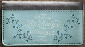 With-God-All-Things-Are-Possible-Checkbook-Cover-Matt-19-26-Light-Blue