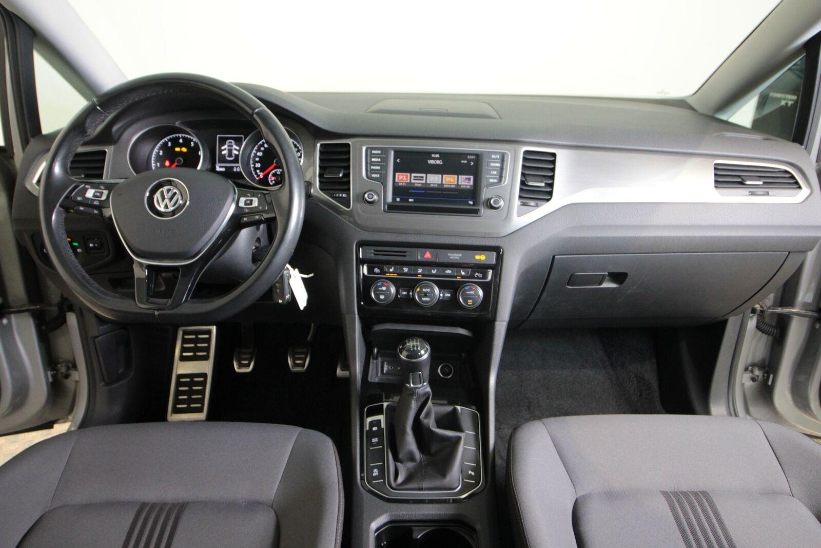 VW Golf Sportsvan TSi 125 Allstar BMT