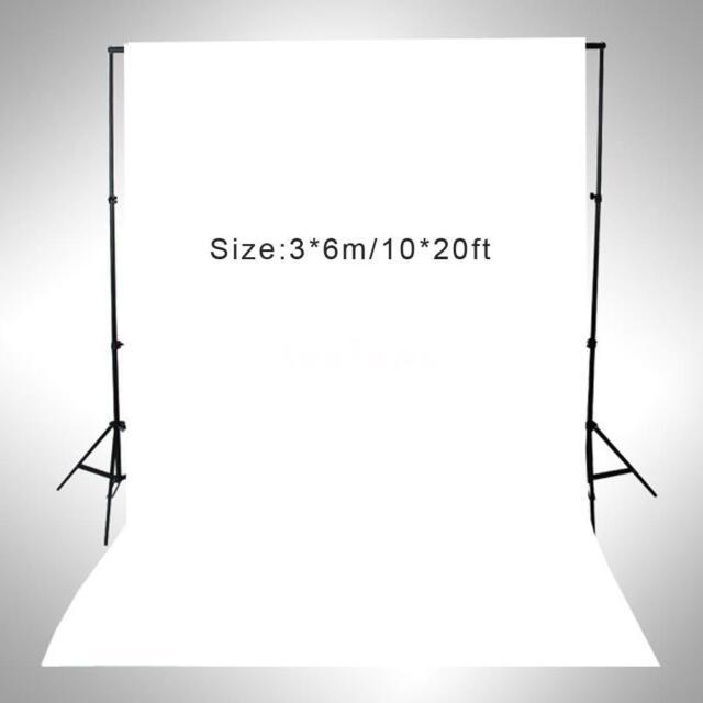 3*6m/10*20ft Photography Screen Backdrop Cotton Video Photo Lighting Studio V8U0