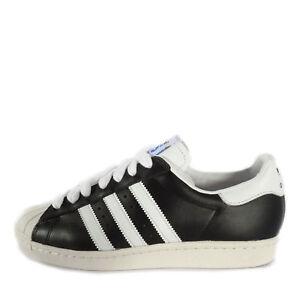super popular 0e904 43715 Image is loading Adidas-Originals-Superstar-80S-Nigo-M21510-Original-Casual-