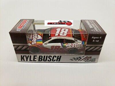 Kyle Busch 2020 Skittles ZOMBIE #18 Joe Gibbs Camry 1//64 NASCAR