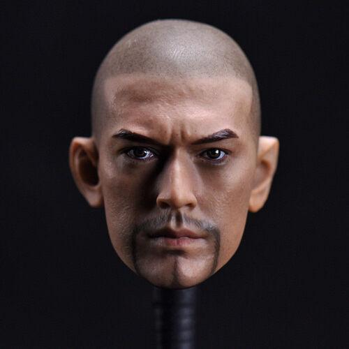 1//6 Bald Head Male Sculpt Takeshi Kaneshiro PVC Model F 12/'/' Man Action Figure