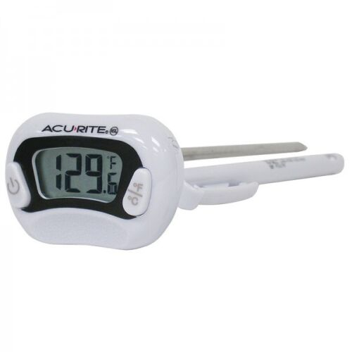 ACU-RITE 681 DIGITAL INSTANT READ MEAT PROBE THERMOMETER BBQ SMOKER OVEN