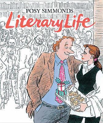 1 of 1 - Literary Life, Simmonds, Posy, Very Good Book