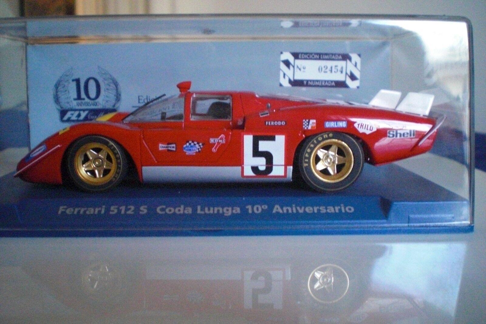 flygaga A2006 Ferrari 512 Codalunga 10o Aniversario