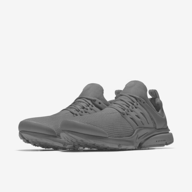 Nike ID Air Presto Running Shoes Black
