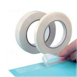Adhesive DIY 8mm Double Sided Faced Tape Super Strong Craft Supplies Office New