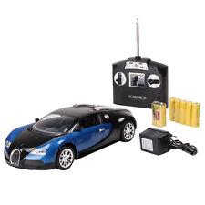 1/14 Bugatti Veyron 16.4 Grand Sport Car Radio Remote Control RC Car Blue New