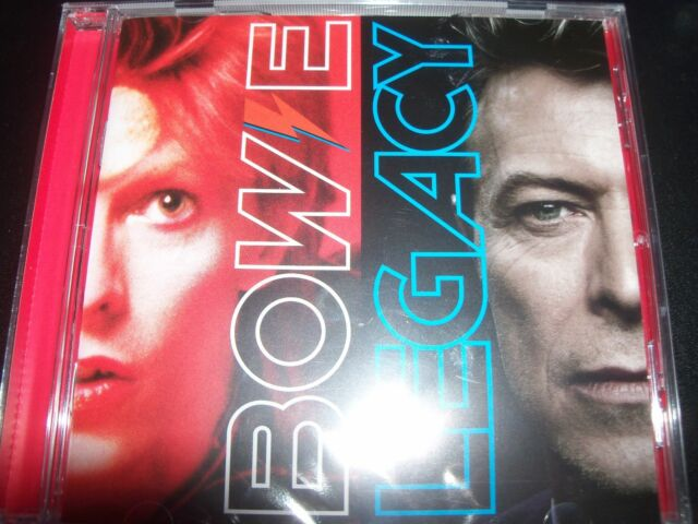 David Bowie Legacy (Australia) The Best Of Greatest Hits CD – New