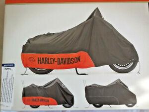 Harley Davidson Bar & Shield Abdeckplane Plane für Innenräume 93100018