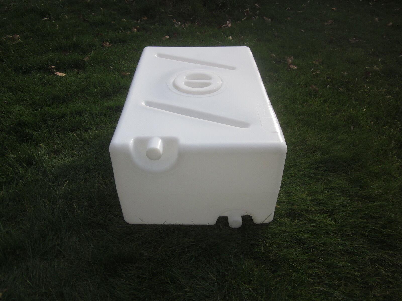 Wassertank, Frischwassertank, Abwassertank  90 l Wohnmobil  Wohnmobil l Wohnwagen Stiefel b36d40