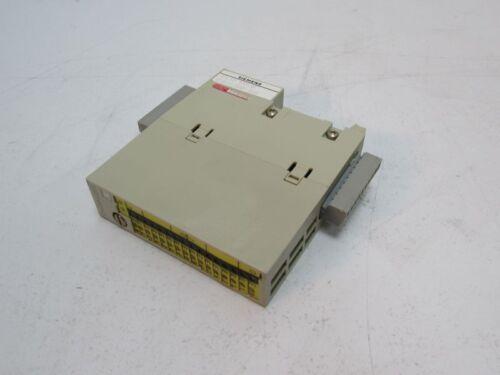 Siemens Sinumerik 6fc5111-0ca01-0aa0 16 en estado Top