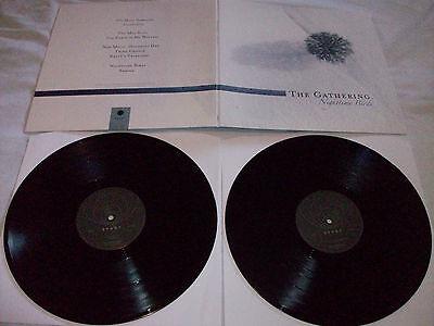 THE GATHERING - NIGHTTIME BIRDS - DELUXE BLACK VINYL - 2 LP record mandylion
