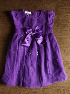 Girls039 Pretty Purple Party Dress 1218 1824 Months New - Sheffield, United Kingdom - Girls039 Pretty Purple Party Dress 1218 1824 Months New - Sheffield, United Kingdom