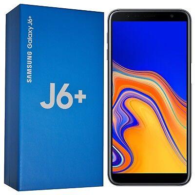 Nouveau Samsung Galaxy J6 Plus 2018 Sm J610fn 32 Go Noir Debloque