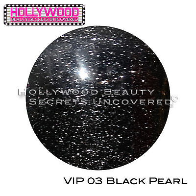 Bluesky Gel Polish BLACK PEARL VIP03-needs UV/LED nail lamp to cure