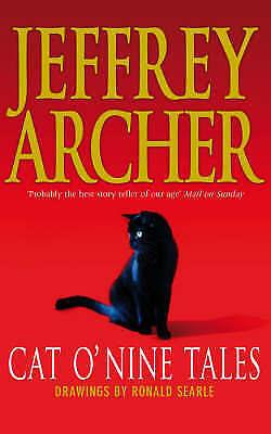 1 of 1 - Cat O' Nine Tales by Jeffrey Archer (Paperback, 2007)