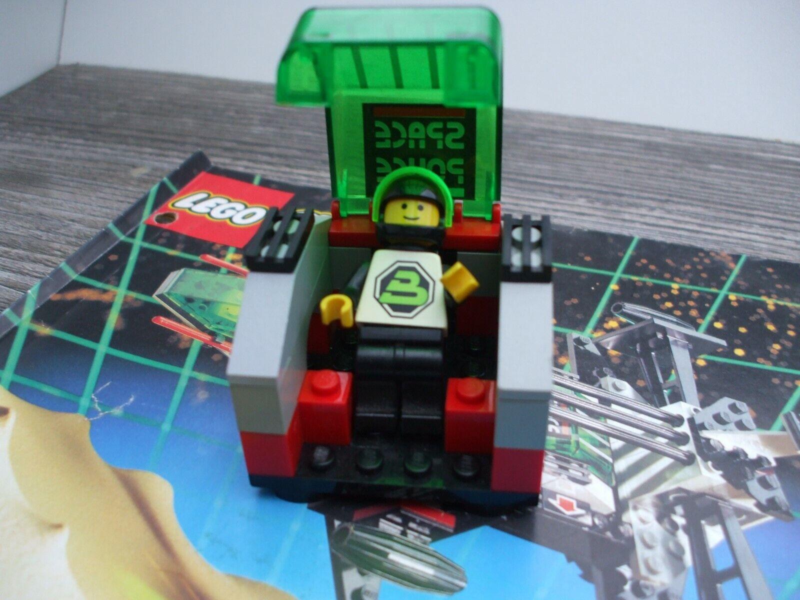 Lego 6897 System Space Police-Quick Hunter  mit mit mit Anleitung - TOP 90f982