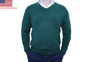 Men-s-Slim-Fit-Pullover-Sweater-Tops-Jumper-Knitted-Long-Sleeve-V-Neck-Sweaters