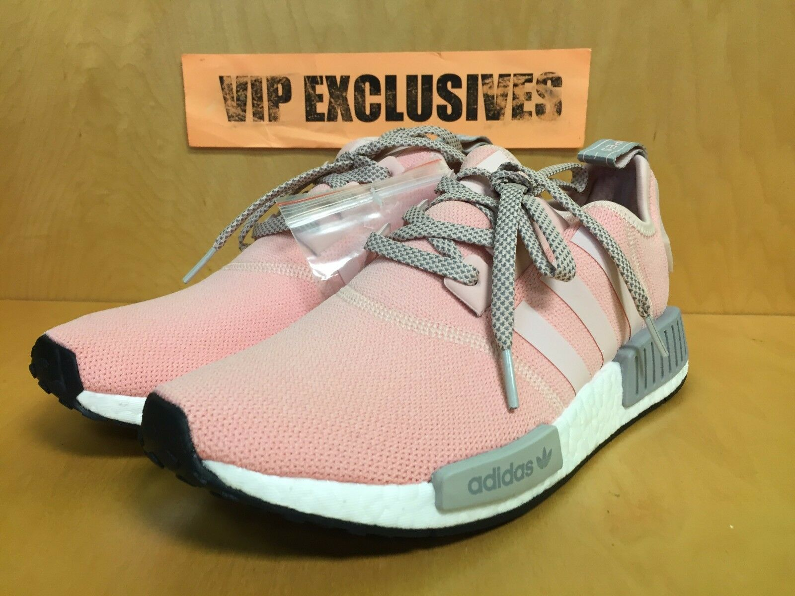 newest f3e0b da720 ... promo code for adidas nmd r1 w vapour pink light onix grey womens nomad  runner by3059