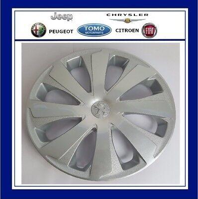 """Peugeot 108 14/"""" rueda Recorte Tapacubos xaurel B000879880 Original"""