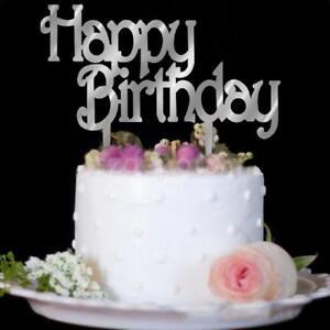 birthday decorated Adult cake