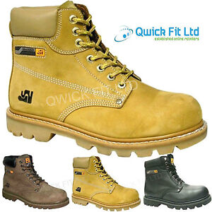 MENS-WALKLANDER-SAFETY-WORK-BOOTS-STEEL-TOE-CAP-ANKLE-BOOTS-SHOES-TRAINERS-SIZES