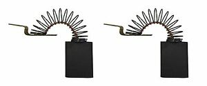 2x-Carbon-Brushes-Use-on-Felissati-L53F1-Grinder-Size-6-2-X-16-X-22-20