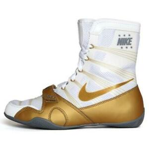 Nike Hyper KO Boxing Boots Boxers Shoes