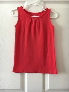Old Navy Toddler Girls Tank Top Shirt Size 5T Girl Clothes ...