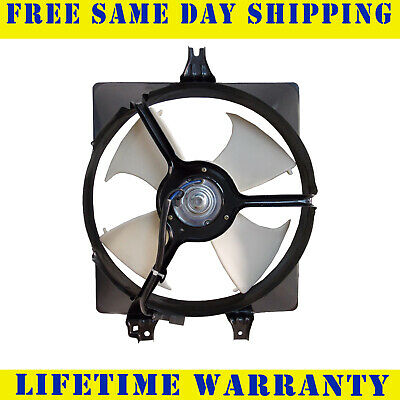 NEW AIR CONDITIONING CONDENSER FAN ASSEMBLY FITS 98-02 HONDA ACCORD HO3113109