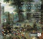 Canticum Canticorum von Clematis,Alarcon,Choeur de Chambre de Namur (2016)