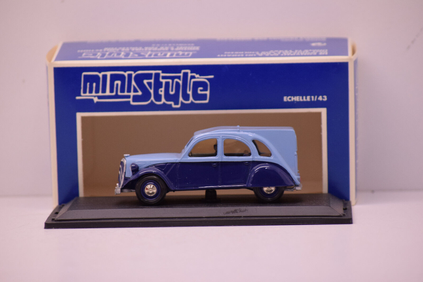 Citroen citroën traktion gallischen ministyle 1   43 new in box