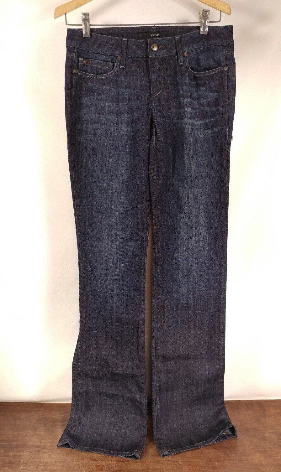 Joe's Jeans Women's Size 27 x 34 Dark Denim Honey Booty Fit bluee New With Tags