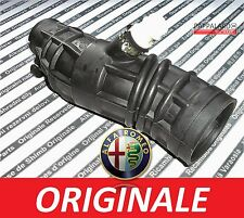 MANICOTTO TUBO COLLEGAMENTO TURBINA A DEBIMETRO ORIGINALE ALFA ROMEO 147 GT JTD