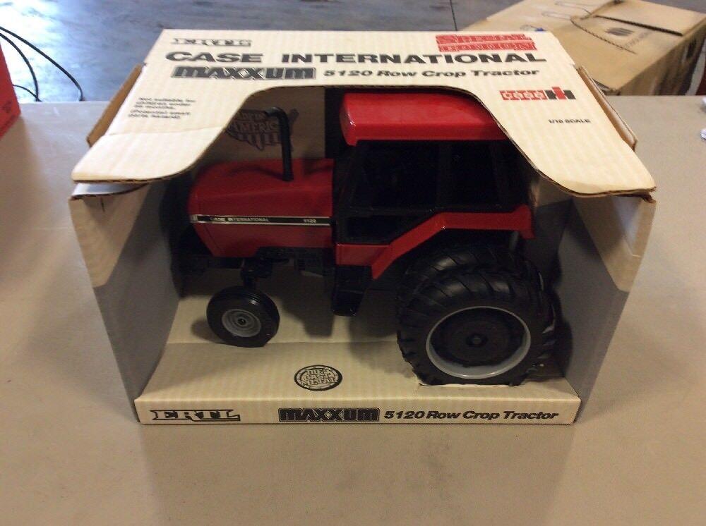 bienvenido a orden Ertl 1 16 caso 5120 Tractor de cultivos cultivos cultivos fila Caja Original  Mercancía de alta calidad y servicio conveniente y honesto.