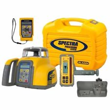 Trimble Spectra Precision Gl422n Dual Slope Withhl760 Receiver Nimh Batteries