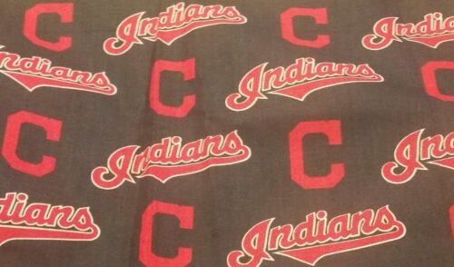 WELDING CAP MADE WITH Cleveland Indians