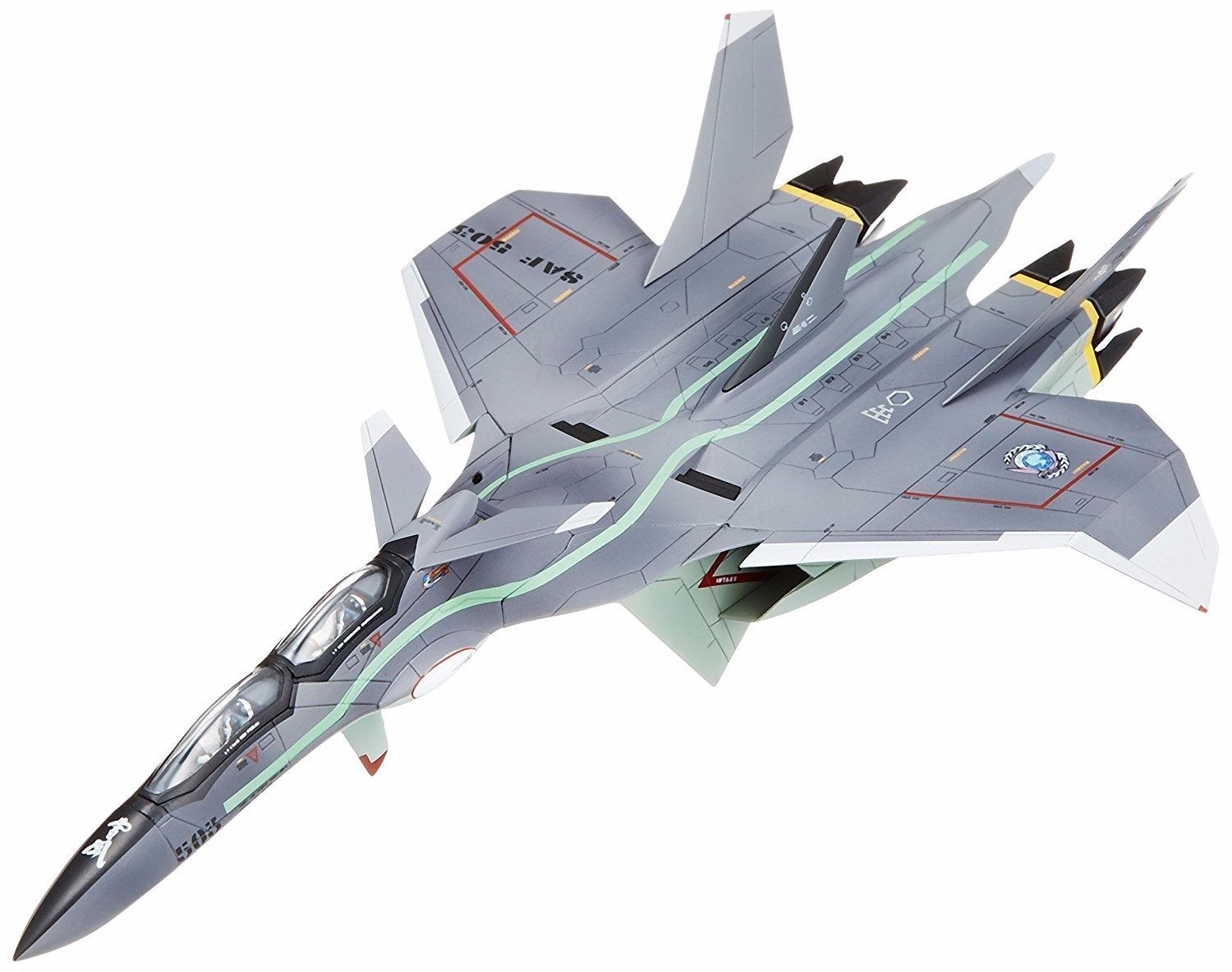 ALTER ALMECHA FFR-31 MR/D SUPER SYLPH YUKIKAZE 1/100 Action Figure NEW Japan F/S