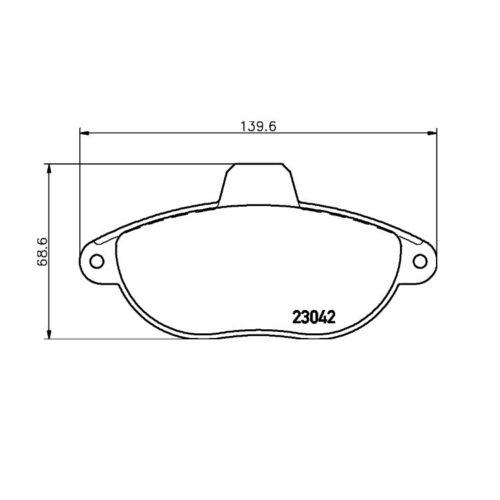 Mercedes SLS AMG 6.3//2010-imagen dibujo de corte
