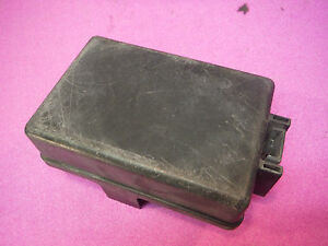 audi a4 fuse box under hood miatamecca used fuse box lid under hood no label 90-05 ...