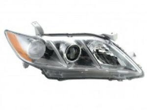 new toyota camry se 2007 2008 2009 right passenger headlight head light. Black Bedroom Furniture Sets. Home Design Ideas