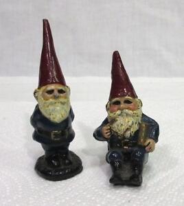 2 H.P. Lead Gnomes Lot 110E