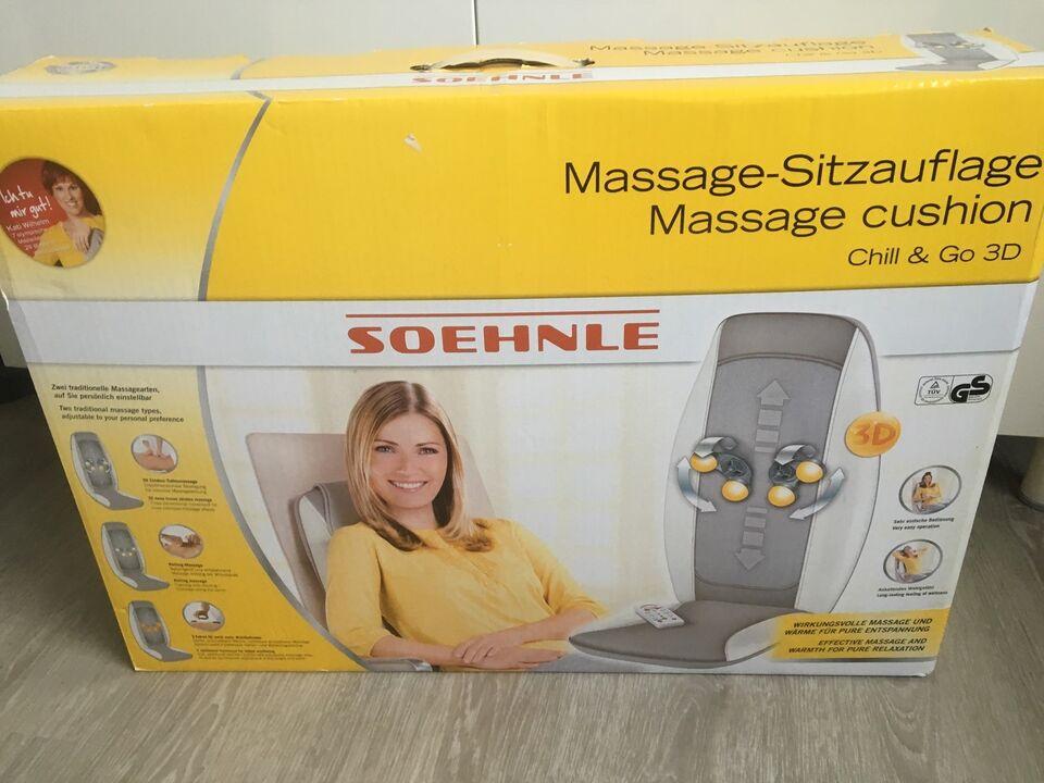 Massagepude, Soehnle
